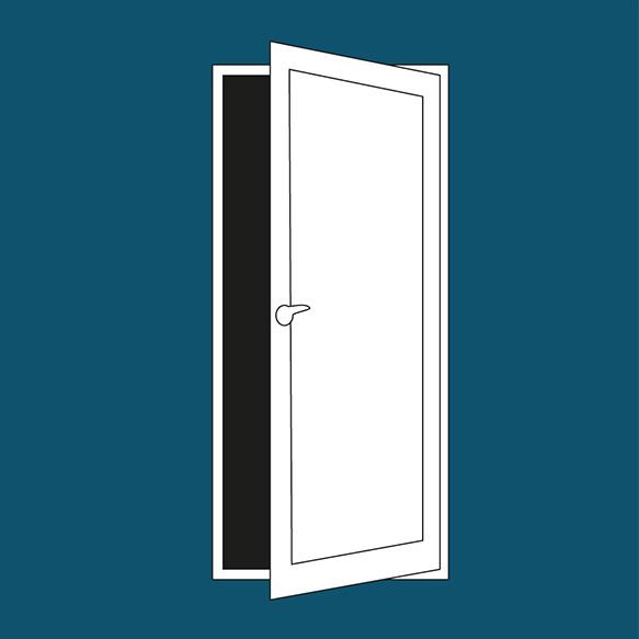 Arthurzoektop.nl -deur